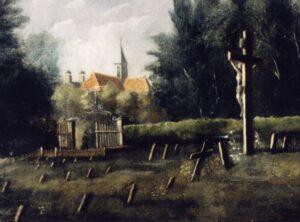 1853 Begraafplaats Kerkepad Schagen