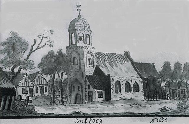 Valkkoog 1650