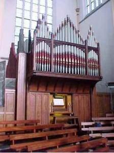 Nicholson orgel